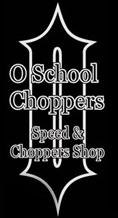 O School Choppers Logo Image