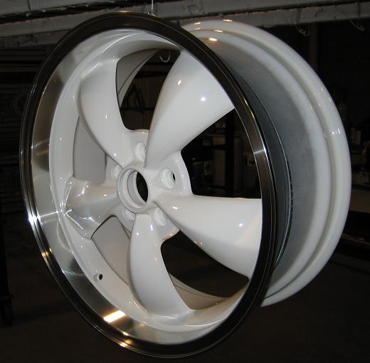 White Wheel Image